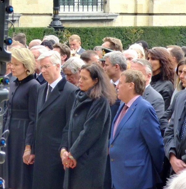 HOMMAGE ATTENTATS TERRORISTES AU PARLEMENT FÉDÉRAL - 24.03.2016 (4)