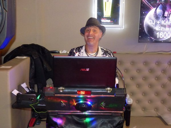 Soirée Karaoké au Crack avec DJ DIMAURO - Une belle soirée ! 30.04.2016