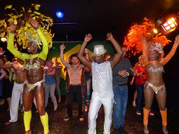 Soirée au Planet Brasil avec Safia - 07.05.2016