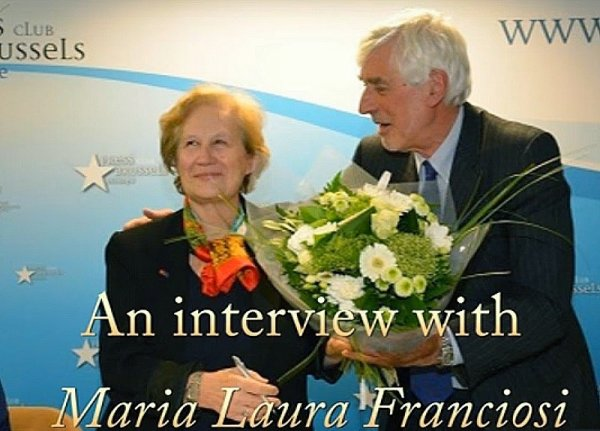 Maria Laura Franciosi dans GOLD PRESS EUROPE - 28.10.2016 - GOLD FM
