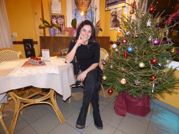 Une journée avec Christel - 15.12.2017