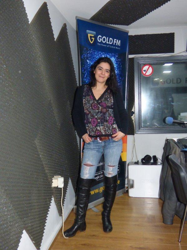 Christel sur GOLD FM - 24.01.2018