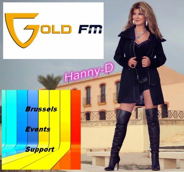 Les artistes en promotion sur GOLD FM !