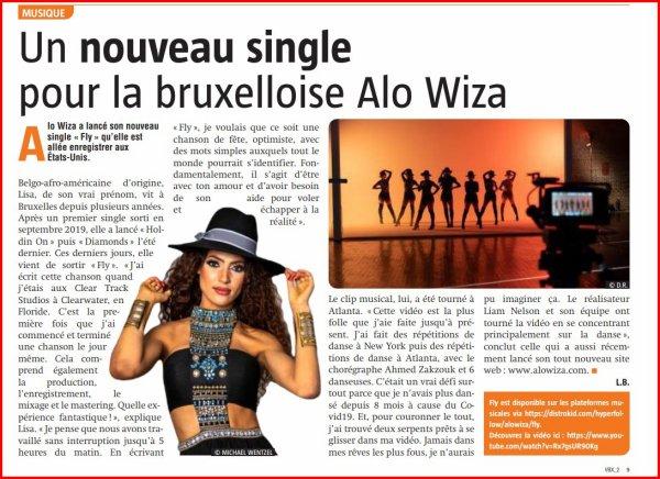 ALO WIZA, la STAR en devenir !