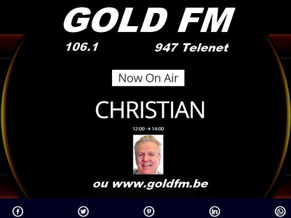 Toutes mes vidéos YOUTUBE GOLD FM à partir du 05.03.2021 / 5