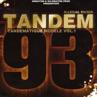 Tandematique Modèle vol.1