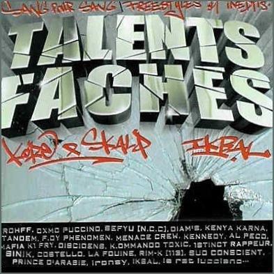 Talents fâchés Vol.1