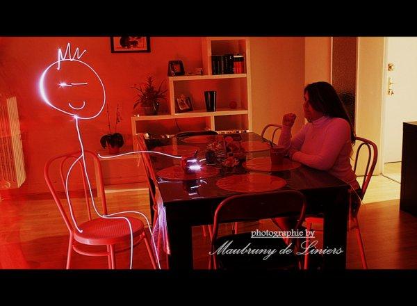 -- Light Painting --