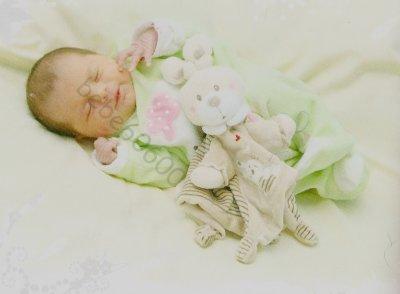 photo prise par un photografe a la maternité 2