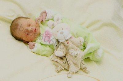 photo prise par un photografe a la maternité 3