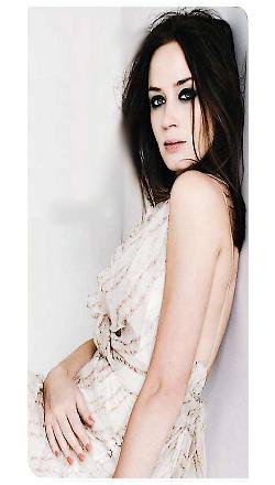 « Une actrice dans le vent ...  »