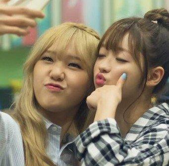⏩ GAME 3: FriendShip || YooA & Mimi