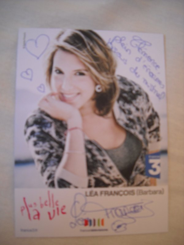 Lea françois