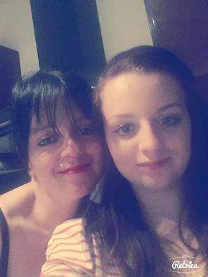 Avec la maman <3 !