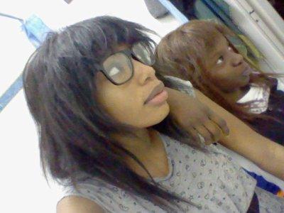 Moi et Ma Couziine Chewiii