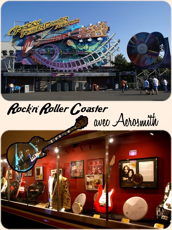Guide Pratique : Rock'n'roller Coaster       Wednesday, 9th March