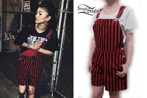Dress like Zendaya ==> J'ai pensé que ça vous ferai plaisir de vous habillez comme Zend :>
