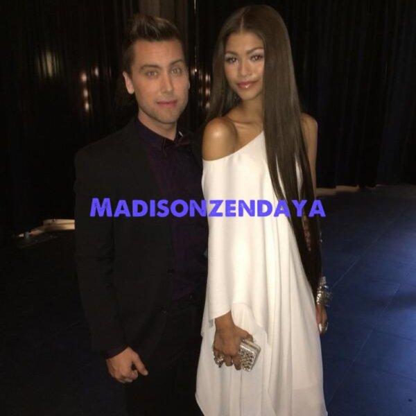 AMA: Zendaya + dress like - Madison Pettis DigiFeest à Hello - Qui est le mieux habillé ? (Miley C. , Rihanna , Christina A. , Ke$ha , Jordin S. , Zendaya, Taylor S. , ... )
