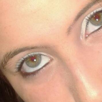 mes yeux hiihii