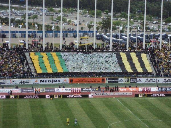 finale coupe d'algerie 2011 jsk 1 - 0 usmh