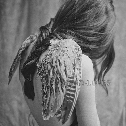 Les gens rêves de couper mes ailes.