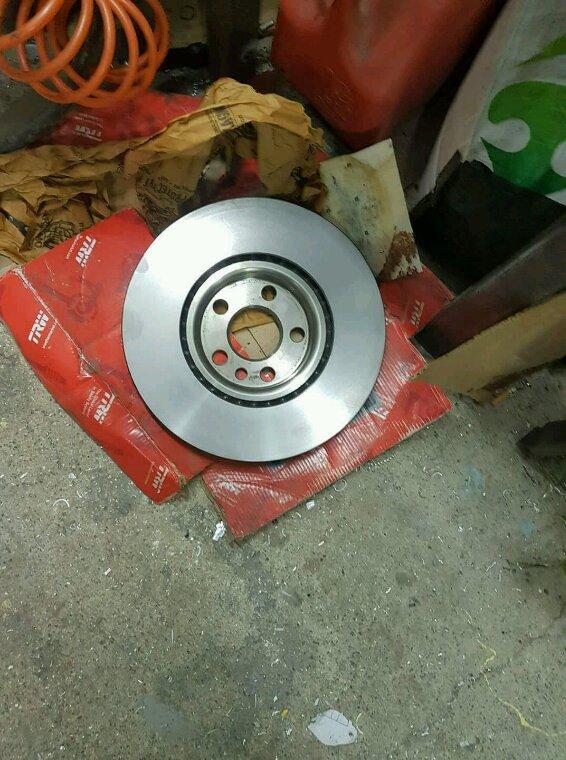 rectification disque de frein