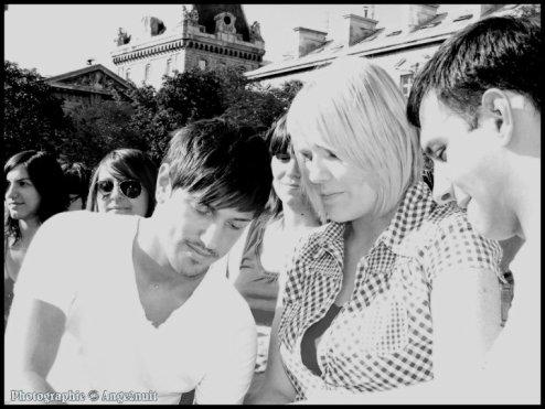 Quentin Mosimann __ 5ème Rencontre à Paris ♥ Inoubliable comme les Autres !