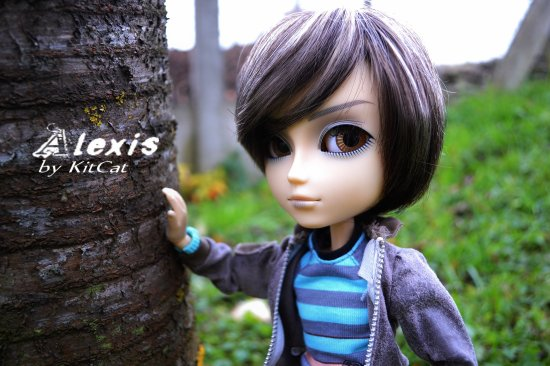 Présentation d'Alexis [Taeyang Wayne]
