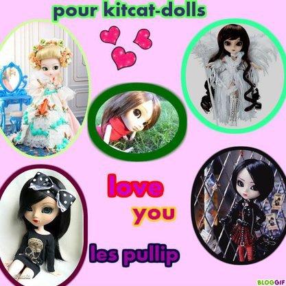Article cadeaux pour KitCat ♥