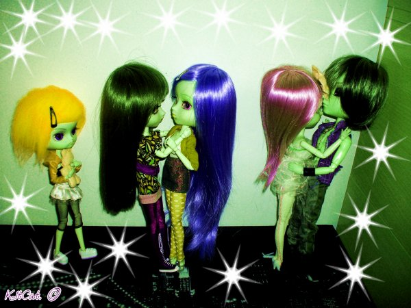 ♥ Party Doll ♥