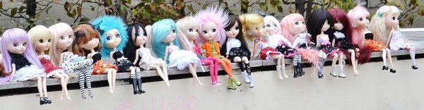 Rencontre Pullipienne à Petites Demoiselles le 8 Octobre ♥