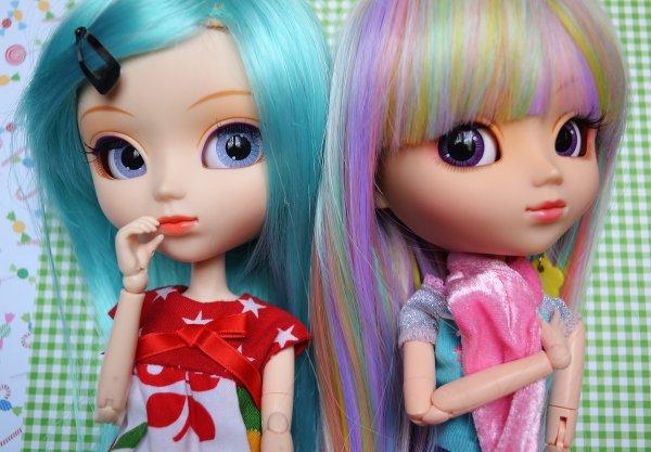 ♥ Kellya & Anaelle ♥