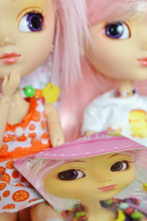 ♥ Mes jumelles Papin ♥
