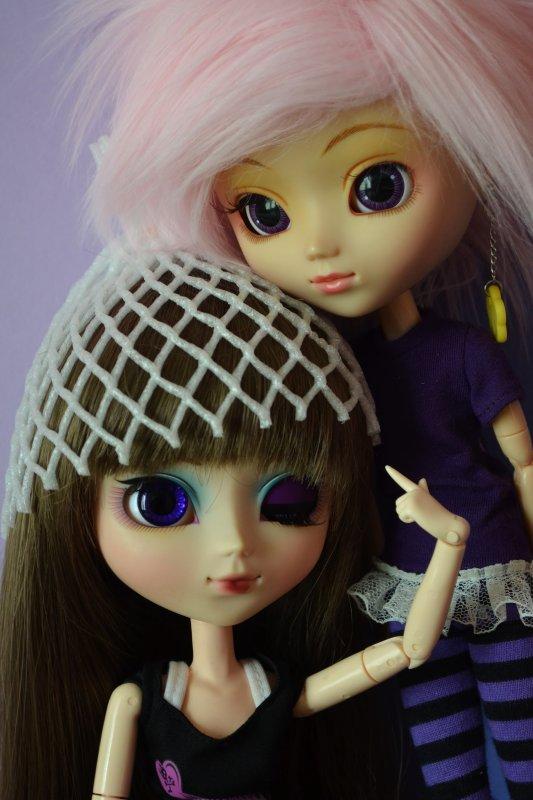 Kellya & Lénna ♥