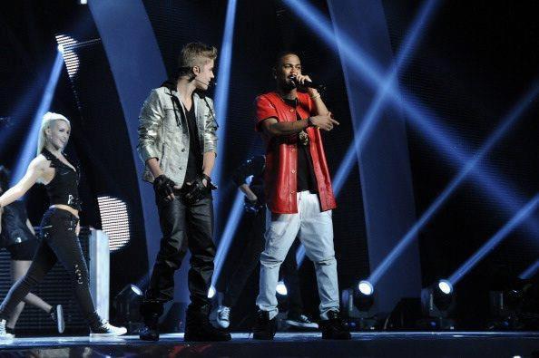 Justin au America's got talent!!!