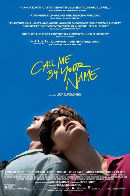 2017 CALL BY YOUR NAME