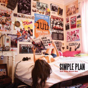 Get Your Heart On! / Simple Plan - Astronaut ♥ (2011)