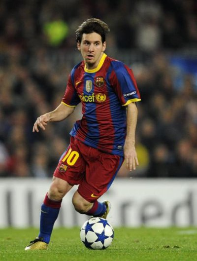 Lionel Messi the King of Foot-Ball <3 <3