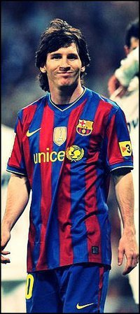 Messi the king <3<3