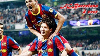 Real Madrid 1-1 FC Barcelona
