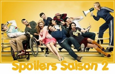 La  CHAINE FOX TV a proposé en streaming la Saison 2 de Glee,  le 21-09-10.