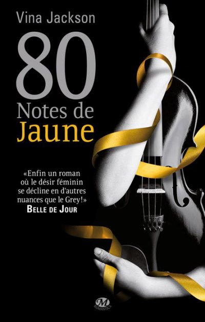 Livre: 80 notes de jaune.