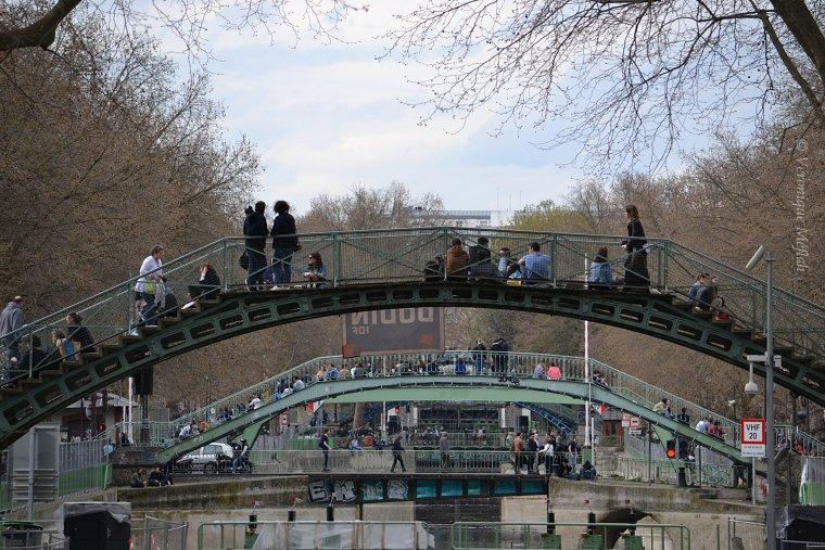 Canal Saint-Martin: Combien de temps va-t-on le garder propre ?