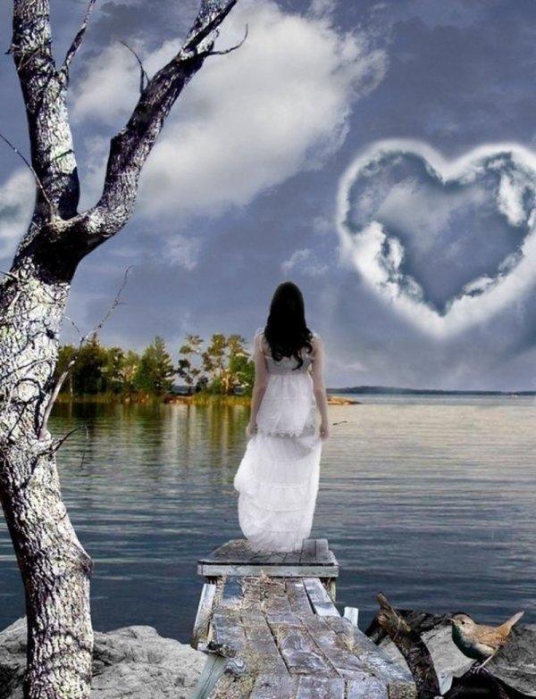 (l)⋱ ღﻼ✿ La faculté de rêverie est une faculté divine et mystérieuse✿ﻼಌ⋰(l)