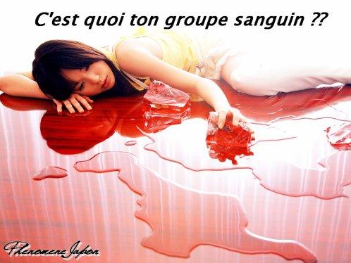Les groupes sanguins (part 2)