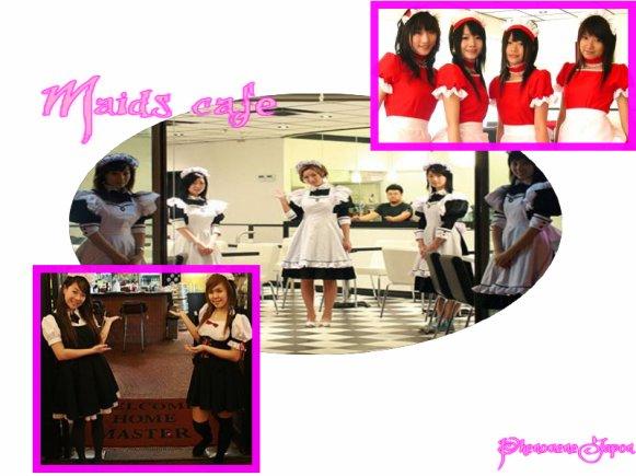 Les maids café
