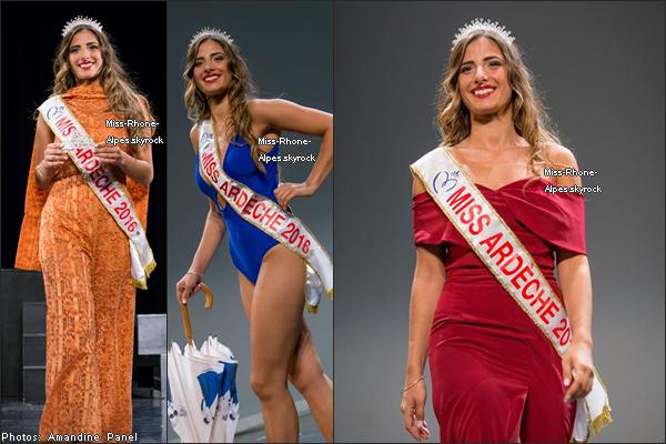 09.09.17: Election Miss Ardèche 2017