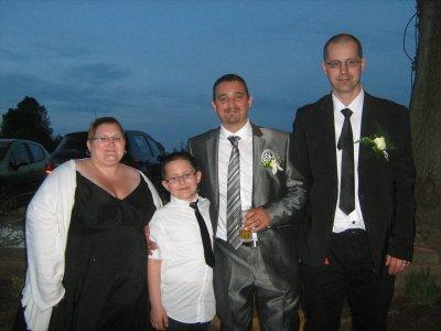 Le mariage de Bob et Mel