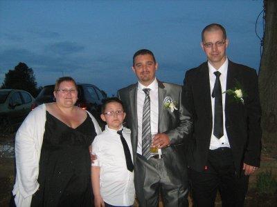 Mariage de Bob et Mel