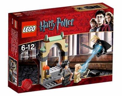 LEGO 4736 : La libération de Dobby (2ième version réédition)